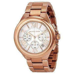 Michael Kors MK5757 Ladies Camille Rose Gold Watch